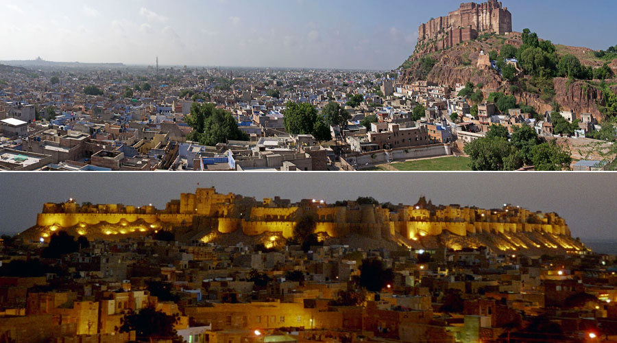 Jodhpur & Jaisalmer 2 Nights And 3 Days Tour